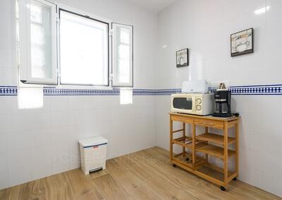 apartamento Sevilla Cocina independiente