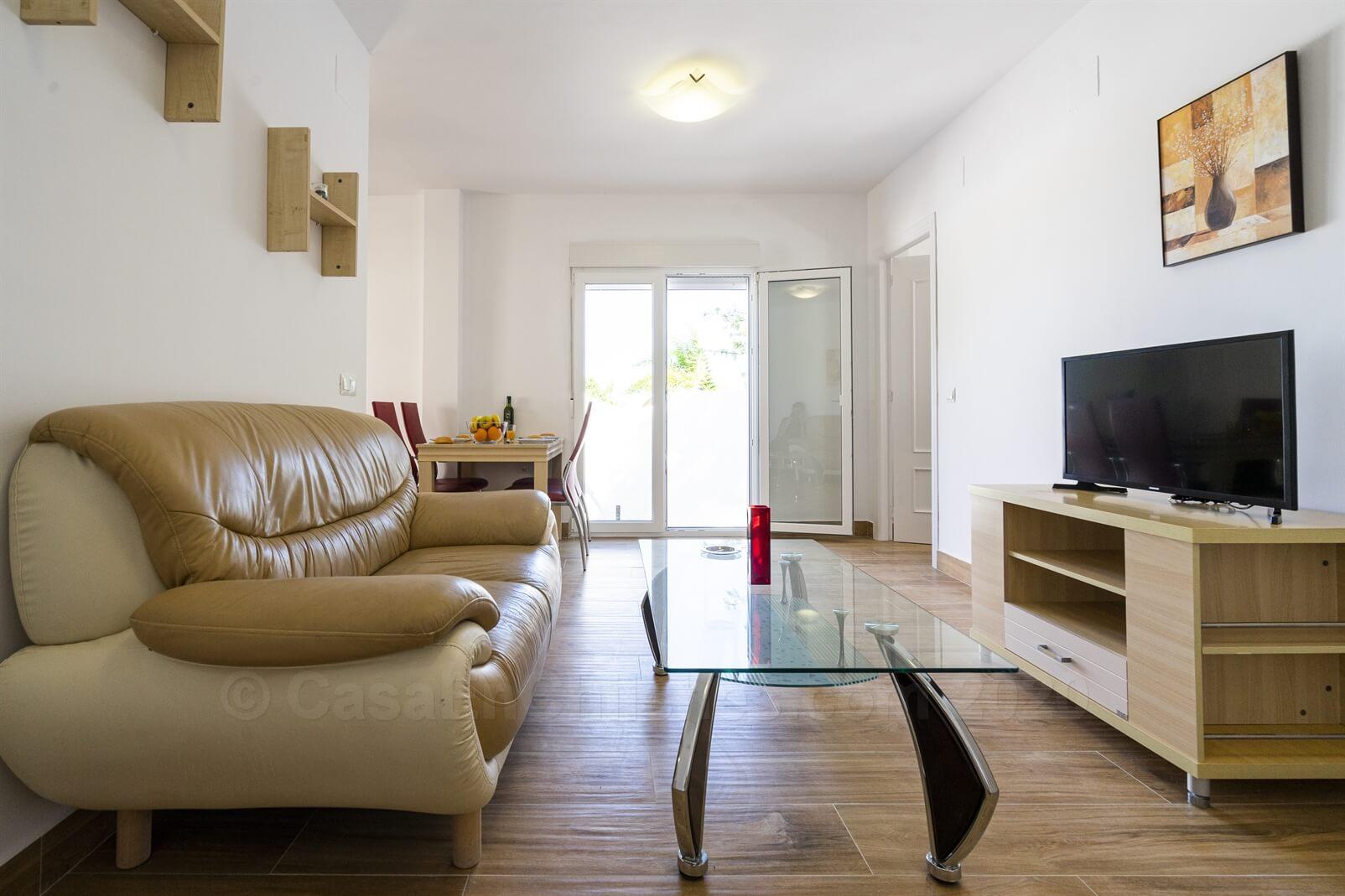 apartamento Sevilla Salon comedor