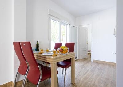apartamento Sevilla comedor