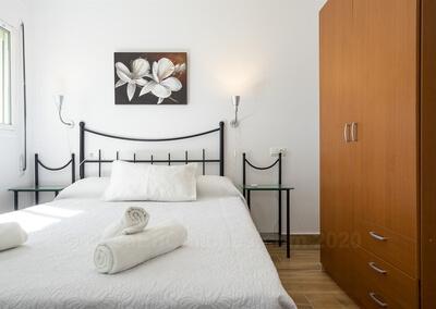 Apartamento Sevilla dormitorio principal