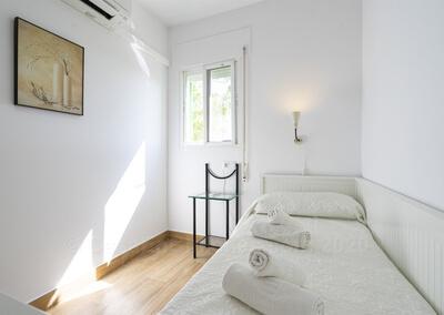 Apartamento Sevilla segundo dormitorio