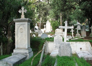 English Cemetery of Malaga